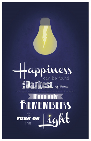 Harry Potter Inspirational Poster by eskimochateau