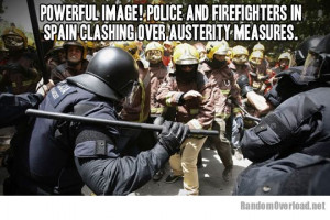Police vs. Firefighters