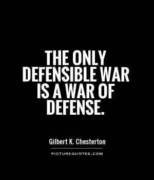Best War Quotes