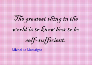 Quote of the Day : Michel de Montaigne