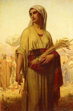The story of Ruth and Naomi Book of Ruth 1-4