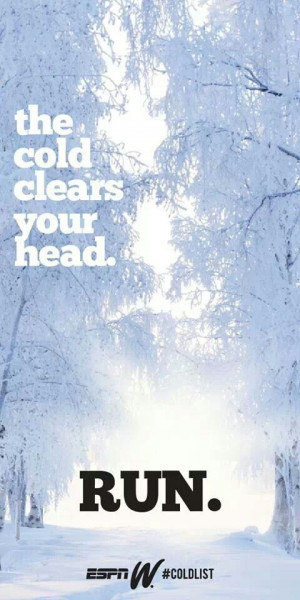 inspirational quotes about cold weather quotesgram