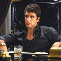 tony montana scarface quotes borat quotes ali g quotes we want dungeon ...