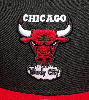 NEW ERA - Caps Snapback - CHICAGO BULLS NBA SNAPBACK CAP
