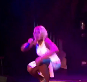 Mary J Blige Catching Holy Ghost During Concert Is The Greatest Thing
