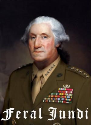 George Washington Feral Jundi