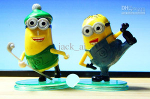 Despicable Anime Figures Gru Vector Dolls Model Kids Toys Gifts