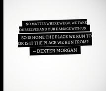 dexter, dexter morgan, quotes