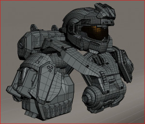 Thread: Some Halo Reach stuff I must finish