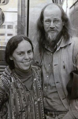 Ina May & Stephen Gaskin