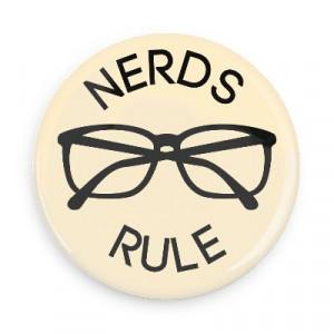 nerds rule glasses nerdy stuff geek humor funny sayings rpg role ...