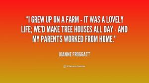 Farm Life Quotes