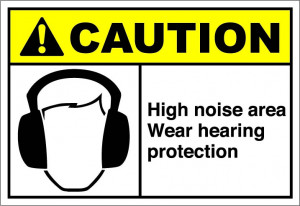 when to wear hearing protection