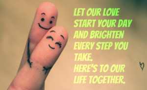 Good Morning Love Quotes For Your Boyfriend ~ 50 Good Morning Quotes ...