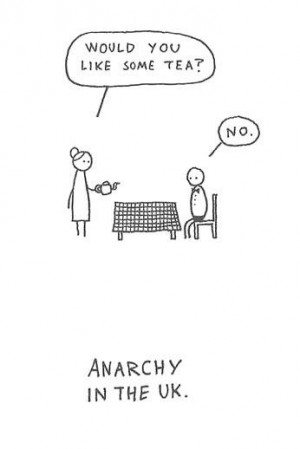 Now that's anarchy.