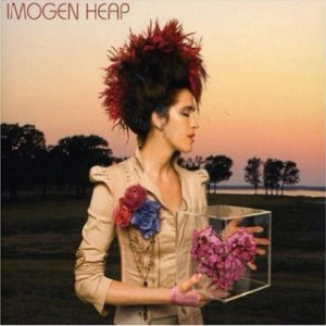 Imogen Heap, I love how expressive even her hair is