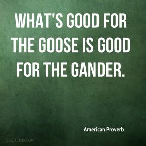 Gander Quotes