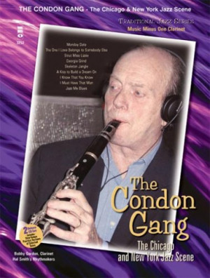 Music Minus One Clarinet: Traditional Jazz Series: The Condon Gang ...