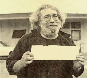 Have Jerry Garcia of the Grateful Dead send an eCard for you
