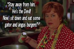 Waterboy Momma quothe's the devilquot Image