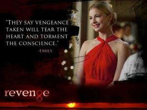 Emily Thorne Quotes Emily Thorne Quotes Revenge