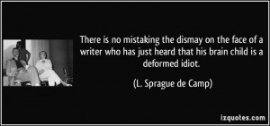 More L. Sprague de Camp Quotes