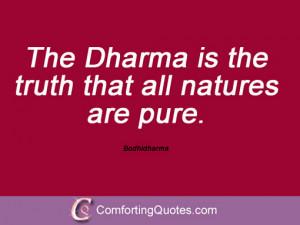 Bodhidharma Sayings