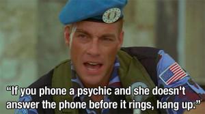 Jean-Claude Van Damme's quote #4