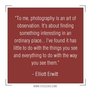 Elliott Erwitt Quotes