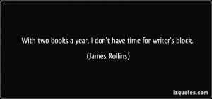 More James Rollins Quotes
