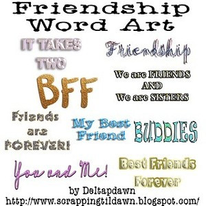Graphics Friendship Quotes Well Friends Till The End Graphic