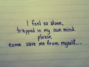 can you save me from me