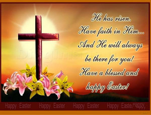... 2014 Religious Easter Sayings Short   Happy Easter Sayings For Kids