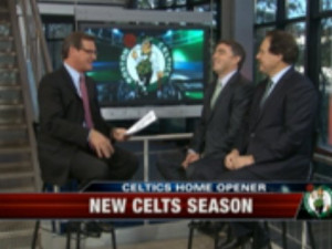 Boston Celtics owners Wyc Grousbeck and Steve Pagliuca stopped by Fox ...