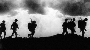 Brave: Two million Germans were killed in WW1 and Britain and her ...
