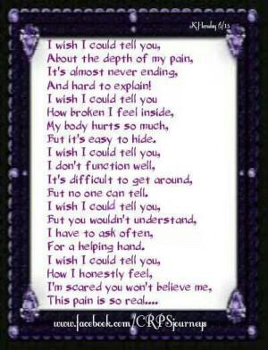 RSD/CRPS pain #chronic pain