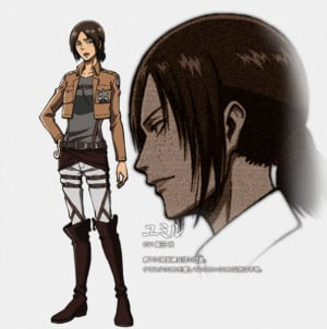 Ymir – Saki Fujita (Ayano Sugirua in Yuru Yuri)