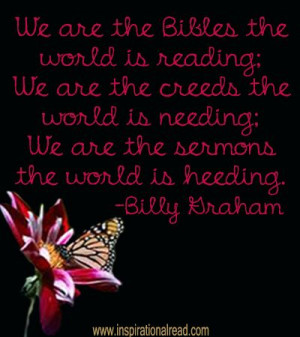 quotes from billygraham - Google Search