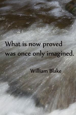 William Blake quote