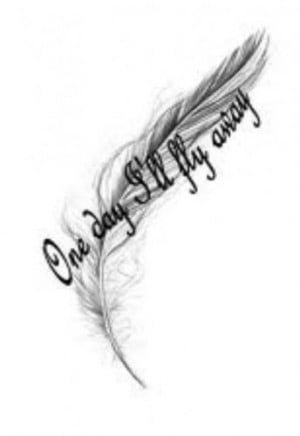 tattoos #pretty #fly #Angels #feathers