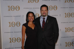 Ben Jealous And Wife