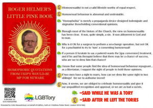 "comments on "" helmer-homophobia """