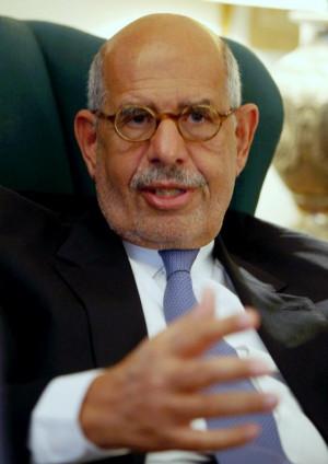Mohamed ElBaradei a n no fue nombrado primer ministro de Egipto
