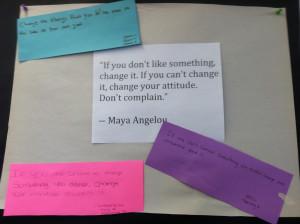 Paraphrasing Practice: Rewrite famous quotes.