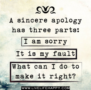 Apology Quotes Pictures, Graphics, Images - Page 58