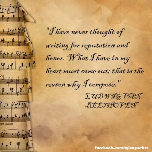 Essay On Beethoven - The Musician