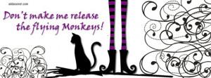 Flying Monkeys Facebook Cover