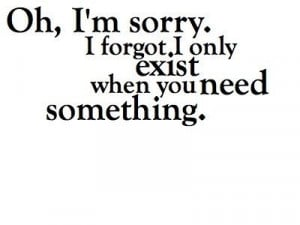 Selfish Friends!