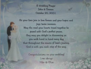 Wedding Poems C