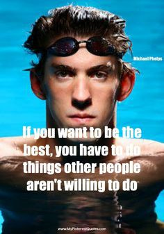 Swim Quotes Michael Phelps Michael phelps quotes, phelp